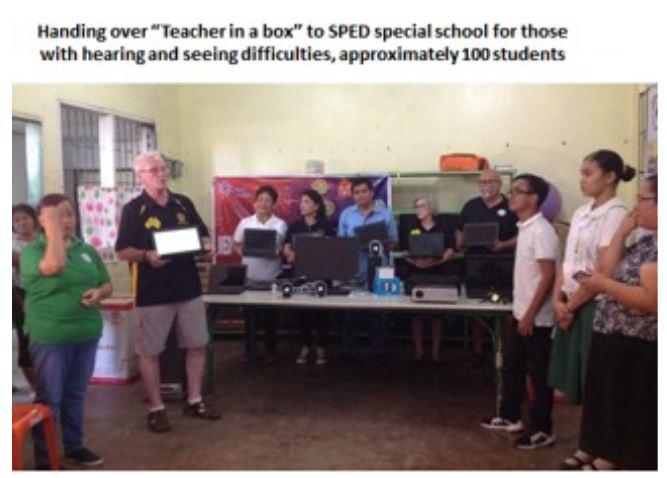 Philippines Medical Mission deploys TIB 5