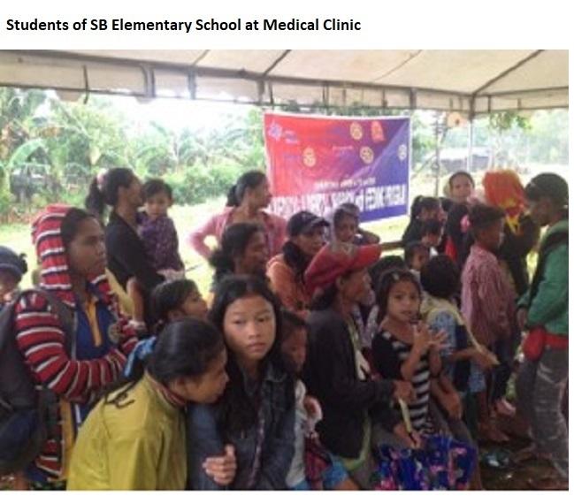 Philippines Medical Mission deploys TIB 9